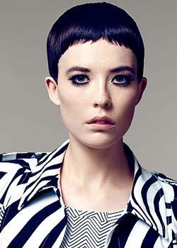 © MARK HAYES e THE INTERNATIONAL CREATIVE TEAM - SASSOON HAIR COLLECTION