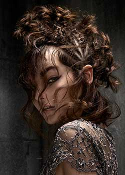 © JAMIE BENNY HAIR COLLECTION