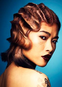© KAI WAN - PKAI HAIR COLLECTION