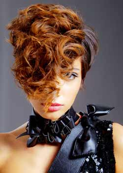 © BEPPE AND MARCO UNALI - UNALI ART HAIR STYLE HAIR COLLECTION